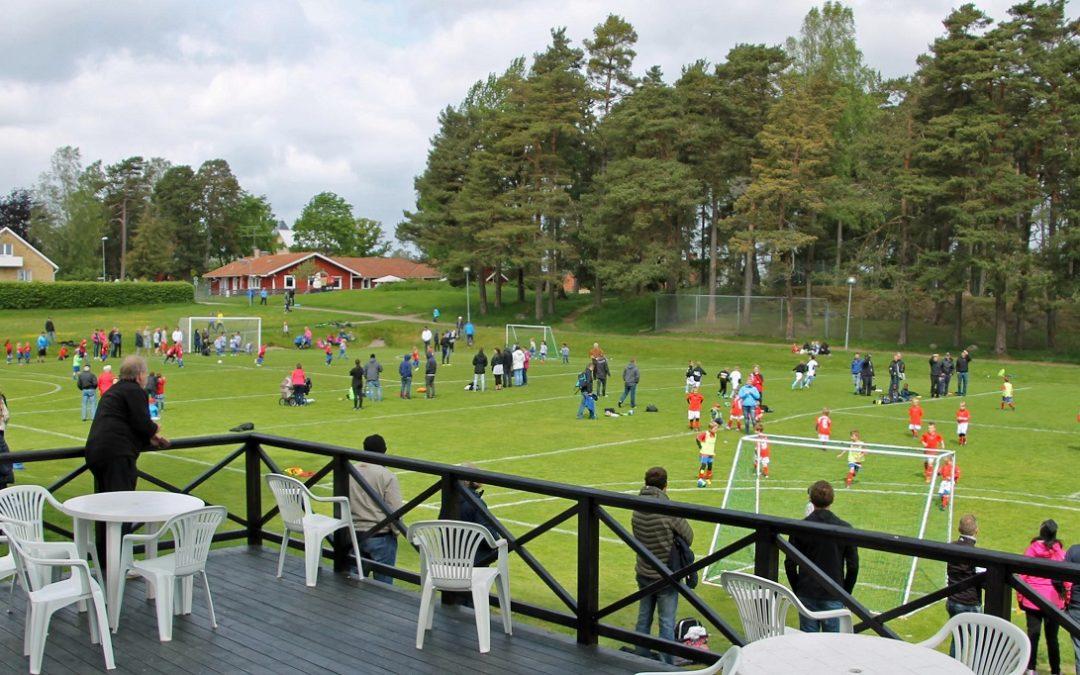 Start för ungdomsfotbollen